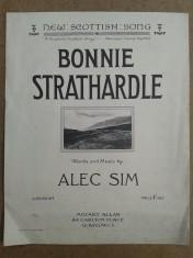 Bonnie Strathardle