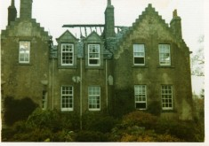 Dalmunzie Destroyed by Fire 6