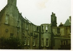 Dalmunzie Destroyed by Fire 2