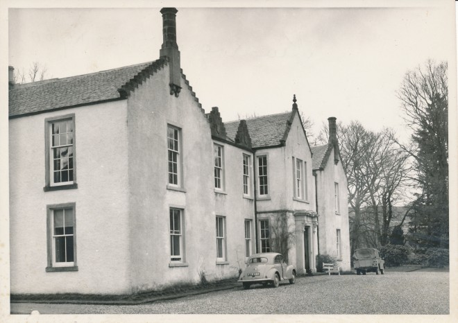 Kindrogan House 1960