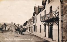 Kirkmichael Main Street
