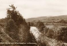 Etymology of Strathardle