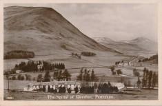 Spittal of Glenshee Postcard