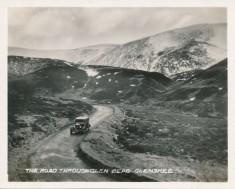 Road Through Glen Beag, Glenshee