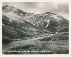 Glen Beag, Near the Devil's Elbow