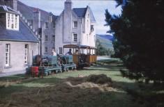 Dalmunzie Hotel Railway