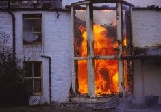 Spittal Hotel Fire