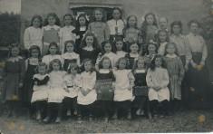 Kirkmichael Pupils 1912