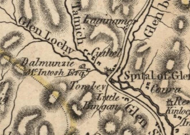 Stobie Map 1805
