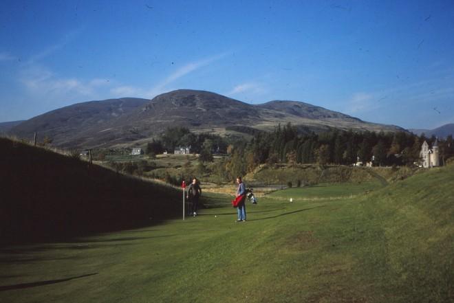 Golf at Dalmunzie