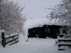 Snow in Glen Derby