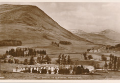 Origin of the name Glenshee