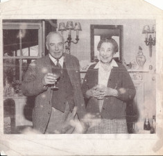 Hogmanay visit with the Balfours in 1963