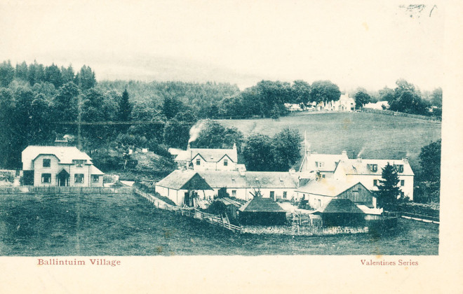 An early postcard