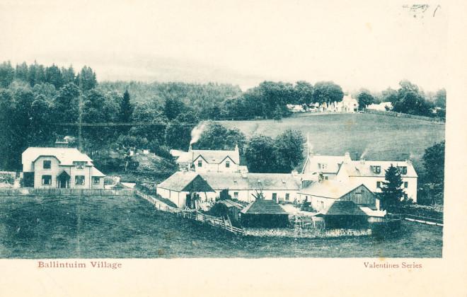 An early postcard