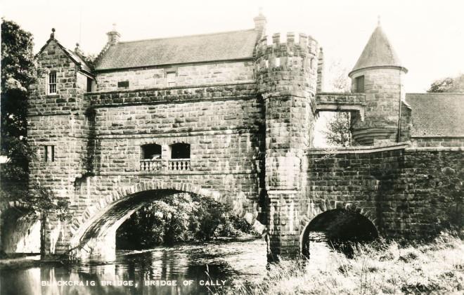 The bridge over the Ardle