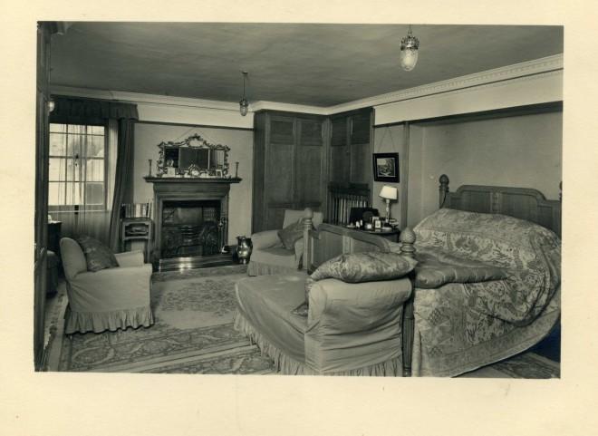 Bedroom Dalmunzie House
