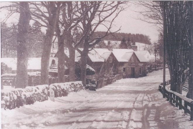 Winter in Enochdhu