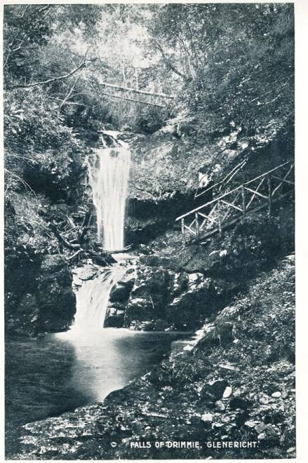 Drimmie Falls