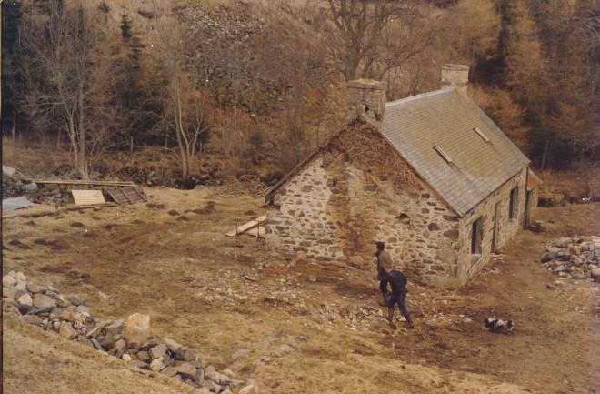 Dounie Mill 1970