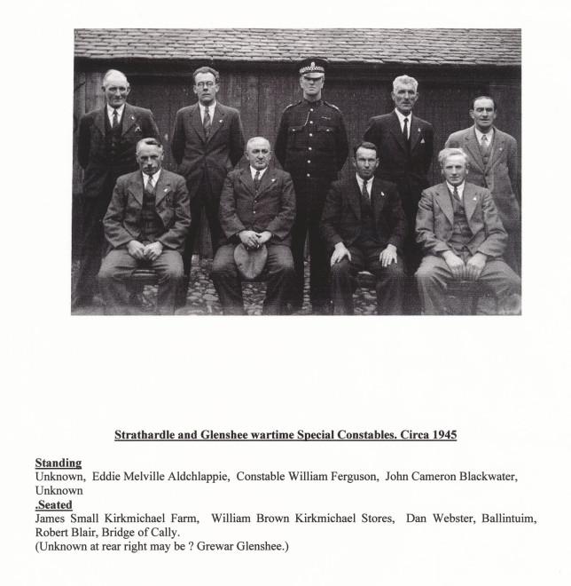 Special Constables 1947
