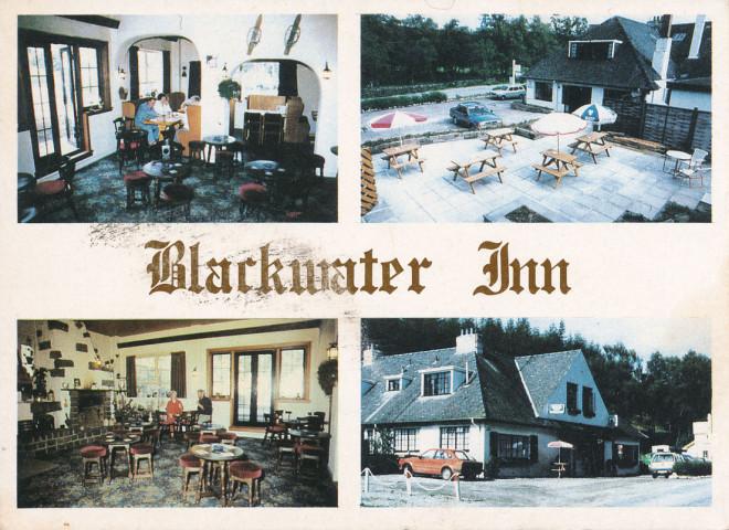Blackwater Inn brochures