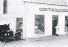 Kirkmichael Shops