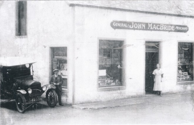 The owner of the shop was also known as