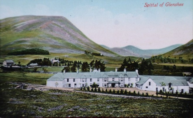 The Spittal of Glenshee Hotel