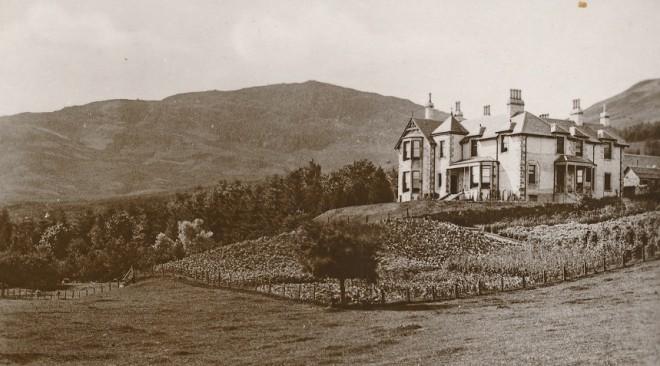 Tarvie Lodge