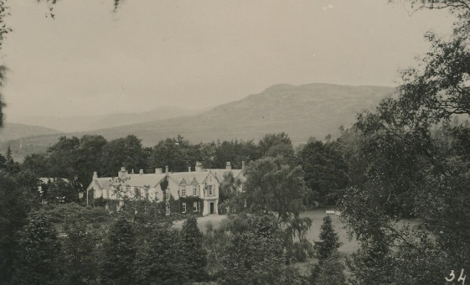 Kindrogan House