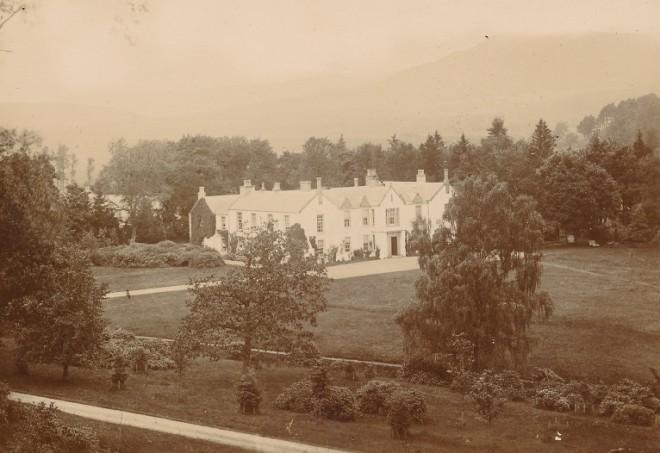 Kindrogan House