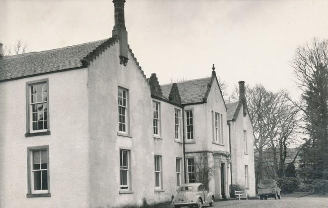 Kindrogan House 1960