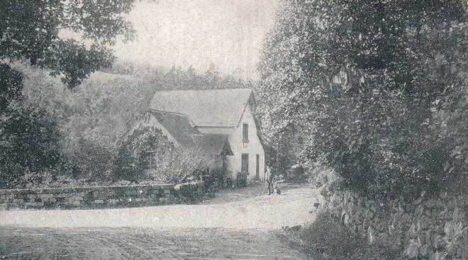 Bridge of Cally Post Office