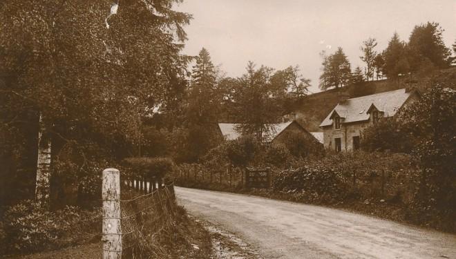 Between Enochdhu and Kirkmichael