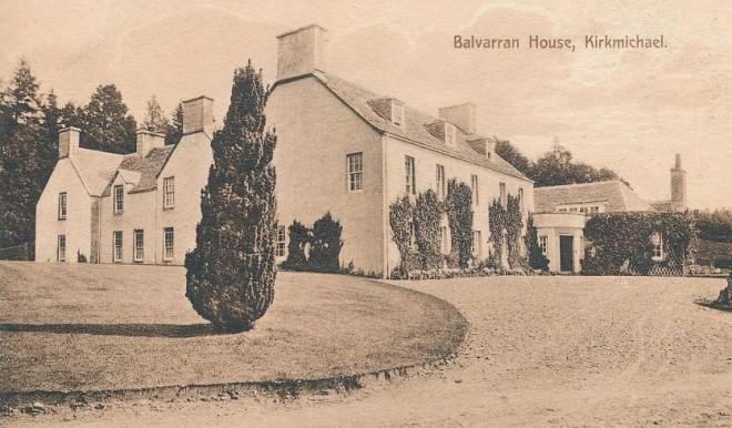 Balvarran  house