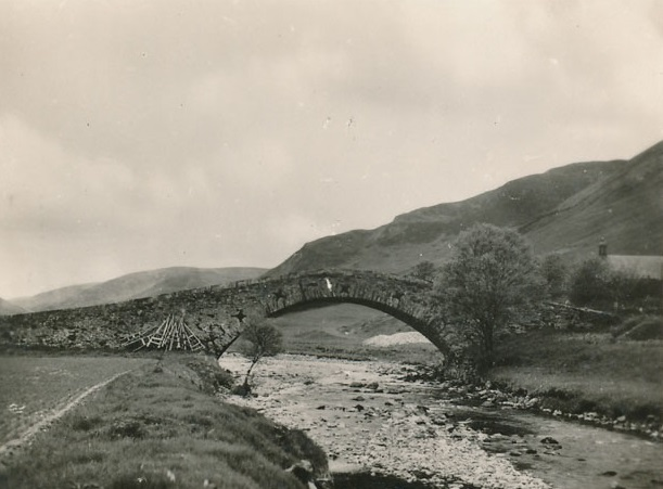 General Wade's Bridge Glenshee