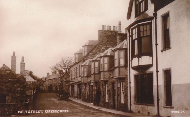 Main Street, Kirkmichael