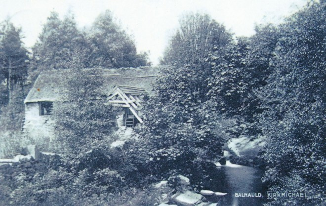 Balnald mill