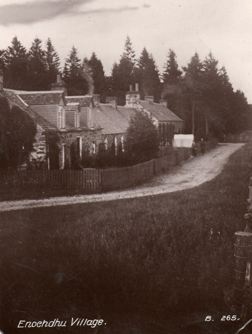 Enochdhu cottages