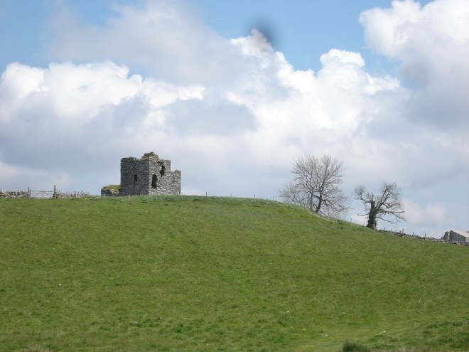 Whitefield Castle 2007.