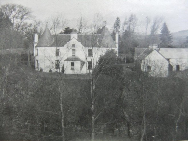 Balnald, date un-known, but before conservatory added