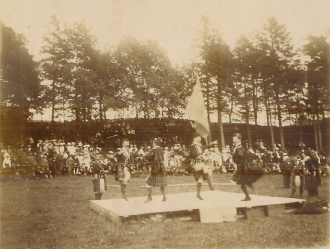 Strathardle Gathering 1919