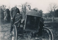 Tractors and Estate Vehicles