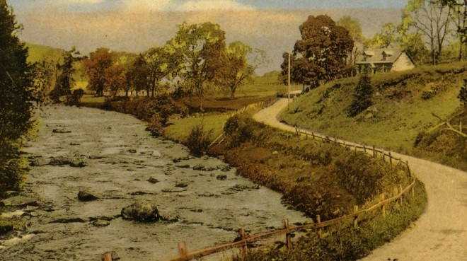 The Blackwater River Blacklunans