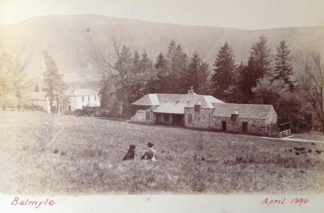 Coachhouse and Balmyle