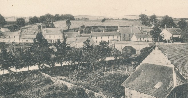 Another picture showing the school garden