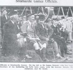Games Officials