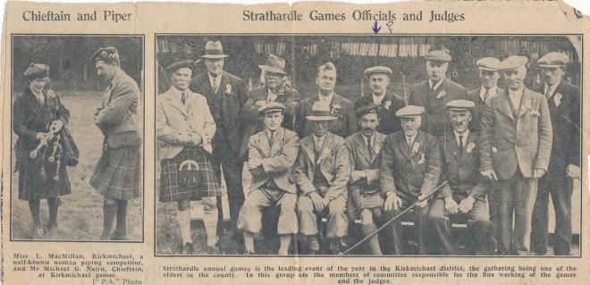 Strathardle Gathering (2)