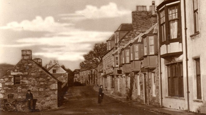 Main Street Kirkmichael